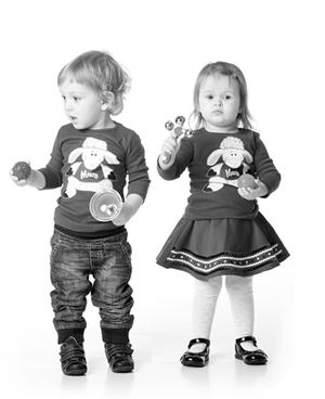 Beebid 2-3 aastased